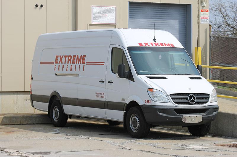 Cargo Vans & Sprinters